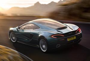 McLaren+570GT