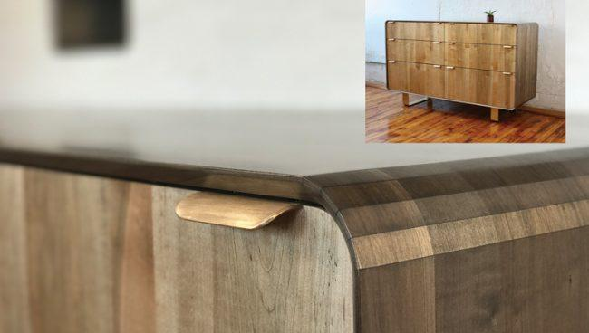 Ordinaire Aardvark Interiorsu0027 Debut Collection Is Made From Solid Hardwood. Prices  Start At $3,500 For A Medium Sized Mirror Or Floating Shelf Unit And  $12,000 And ...