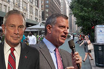 therealdeal.com - The Real Deal Staff - Pedestrian Plazas | New York Urban Planning