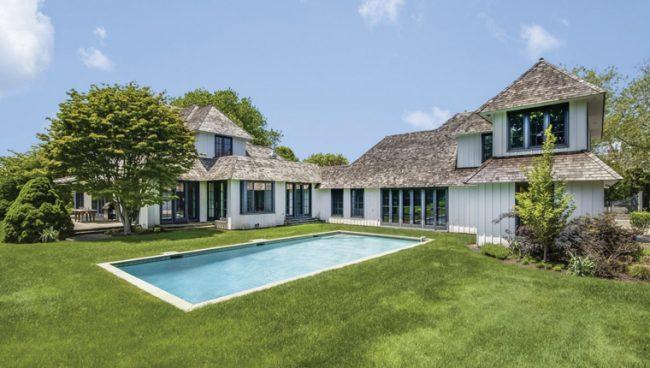 John McEnroe is sellingthis sprawling Southampton estate