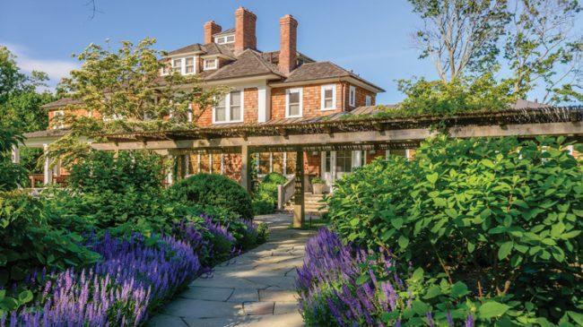 Richard Gere's North Haven mansion