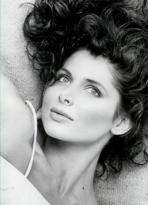 Sheila Rosenblum in her modeling days