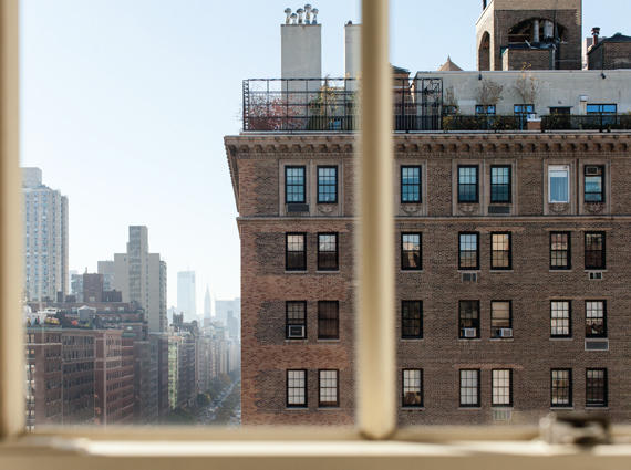 Corcoran will soon move to an 11-room penthouse on Fifth Avenue.