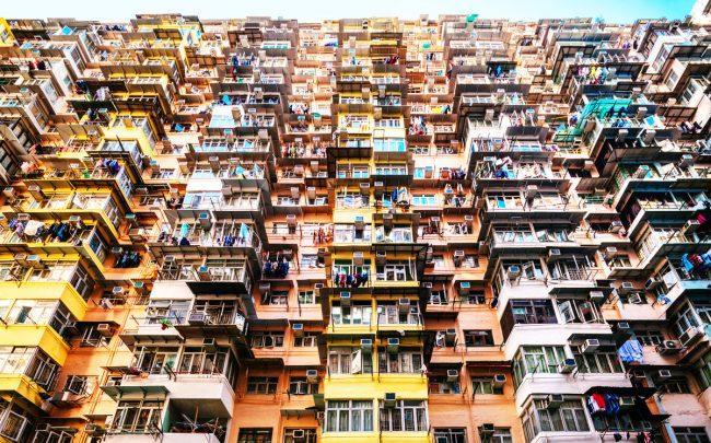Hong Kong Micro Apartments Credit Istock