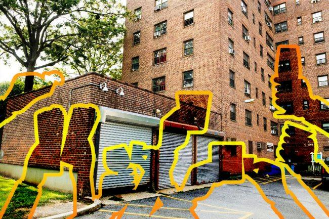 NYC orgie
