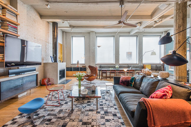 Goldstein Has Collaborated As A Fashion Stylist For Major Photographers Like Annie Leibovitz And Steven Meisel Her Apartment Been Featured In The