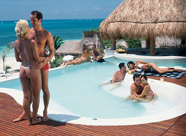 Nude resort vacations