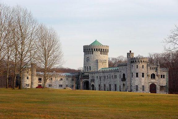 The original Gould Castle