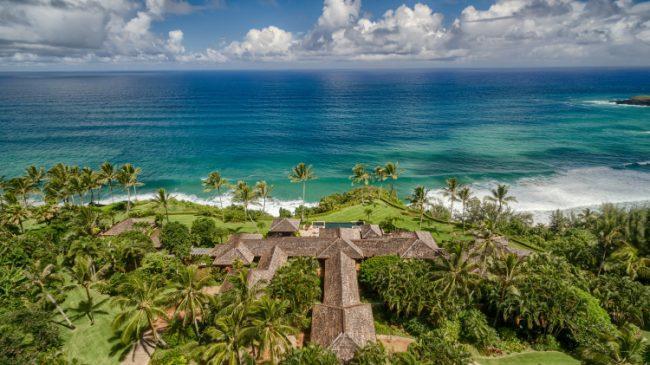 Hale Ae Kai Most Expensive House In Hawaii Kauai
