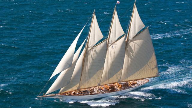 Jaime Botin's yacht Adix