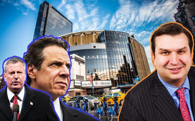 Madison Square Garden Relocation Nyc Council