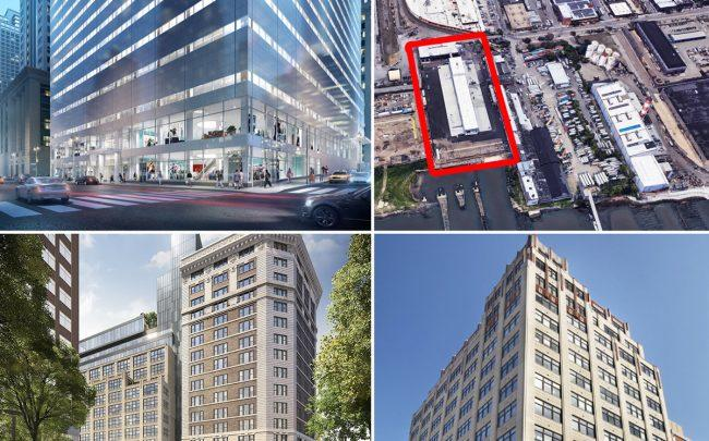 Biggest Office Leases NYC 2018 | Office Leasing NYC