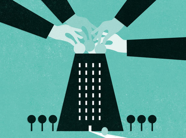 The private equity paradox