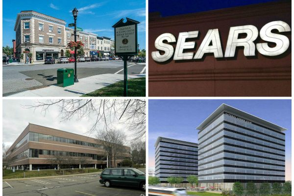 749fcd81a62 Clockwise from top left: Greenwich gets its first Coldwell Banker Global  Luxury office (credit: Kenneth C. Zirkel), Sears in Westchester is set to  close as ...