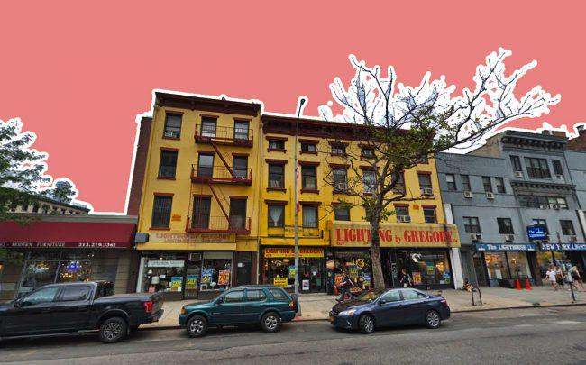 Kinsmen Property Group 156 160 Bowery
