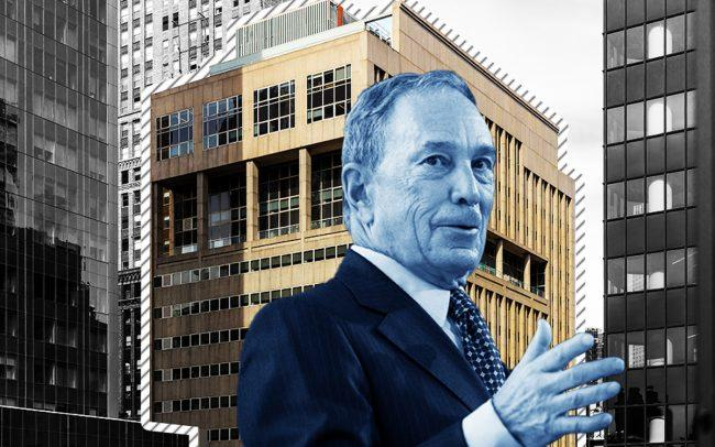 Bloomberg Office NYC | 120 Park Ave | Global Holdings Group