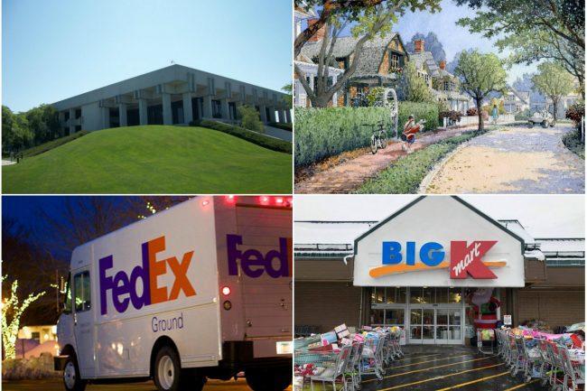 FedEx | Crest Group | Ralph Fasano | Kmart