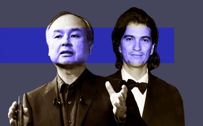 SoftBank | WeWork | Masayoshi Son