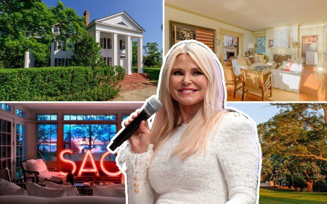 Christie Brinkley Commercial >> 1 Fahys Road | Christie Brinkley | Hamptons Real Estate