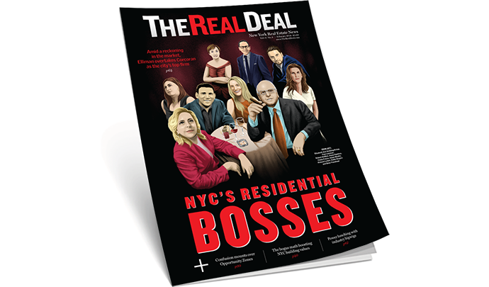 The Real Deal February 2019 | Top Residential Brokerages NYC