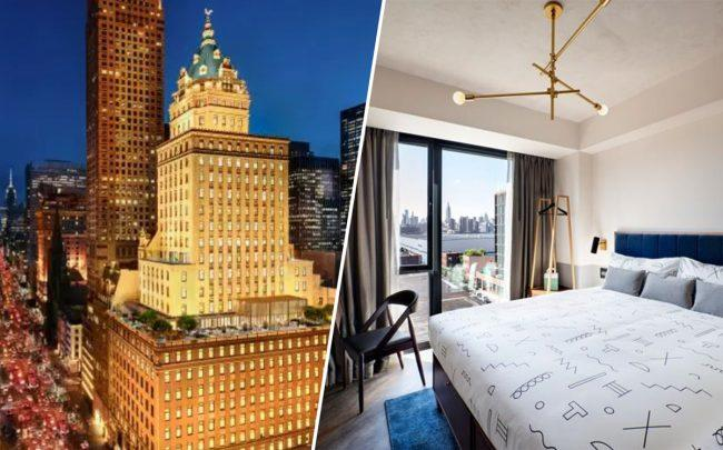 New Hotels NYC | Aman Resorts | Moxy Chelsea