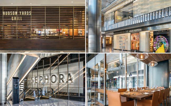The Shops Restaurants At Hudson Yards Ken Himmel
