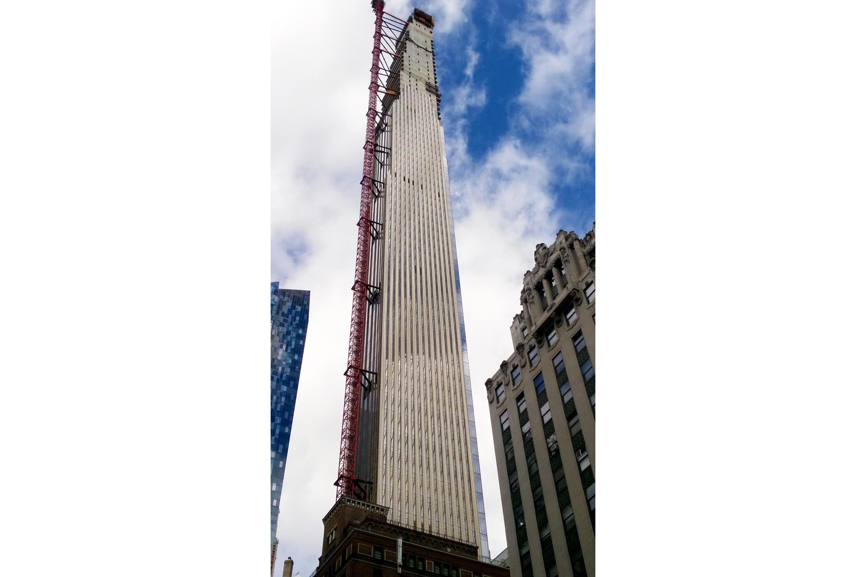 111 West 57th Street (Credit: Wikipedia)