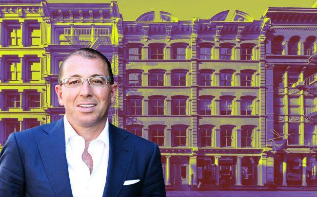 Thor Equities CEO Joseph Sitt and 115 Mercer Street