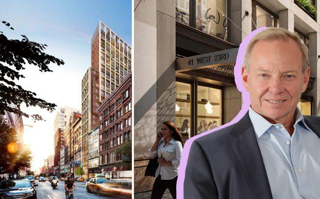 39 West 23rd Street and Anbau president Stephen Glascock