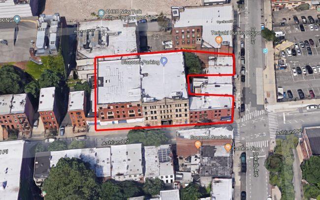 98 Dekalb Avenue in Brooklyn (Credit: Google Maps)
