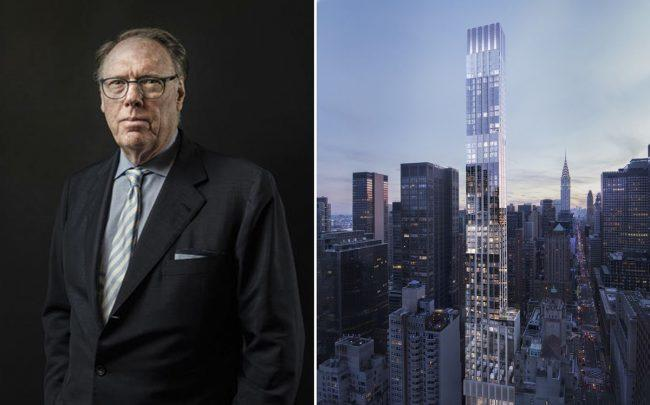 Ceruzzi Properties' Arthur Hooper and Centrale at 138 East 50th Street (Hooper by Sasha Maslov)