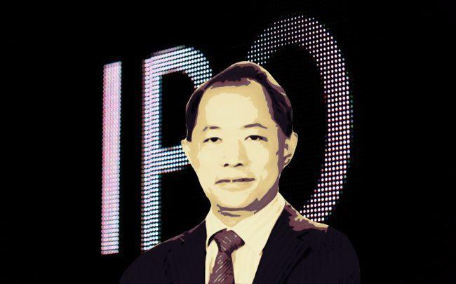 China Vanke CEO Zhu Jiusheng (Credit: Twitter and iStock)