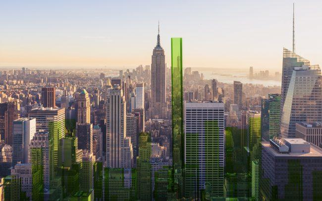 The Climate Mobilization Act aims to curb carbon emissions in NYC (Credit: iStock)