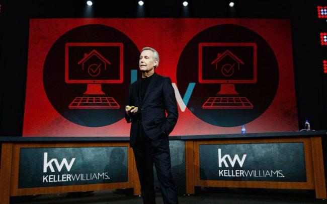 Keller Williams CEO Gary Keller (Credit: Twitter and iStock)