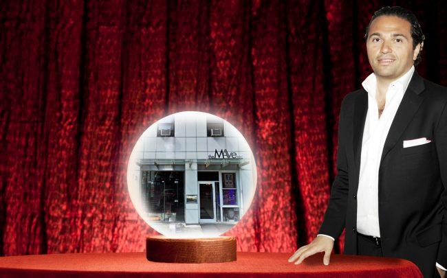 Assa Properties' Solly Assa  and 62 Madison Avenue in a crystal ball (Credit: Getty Images, iStock, and Google Maps)