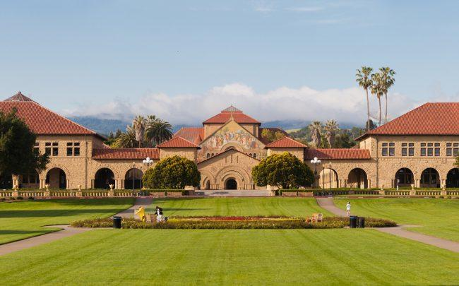 Stanford University in California (Credit: Wikipedia)