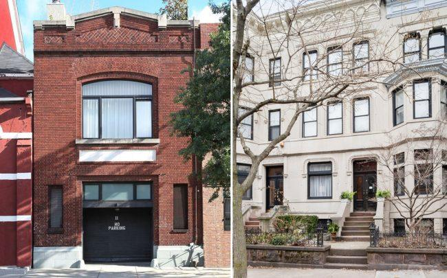 11 Scholes Street in Williamsburg and 569 Fourth Street in Park Slope