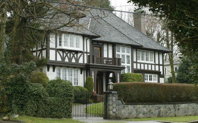 A mansion in Vancouver (Credit: Getty Images)