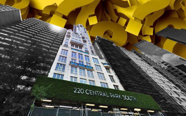 220 Central Park South (Credit: Google Maps)