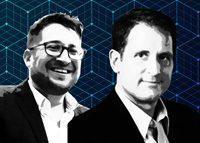 CompStak CEO Michael Mandel and Chris Aronson (Credit: iStock)