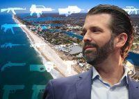 Donald Trump Jr. and the Hamptons (Credit: Getty Images, Pixabay, and Discover Long Island)
