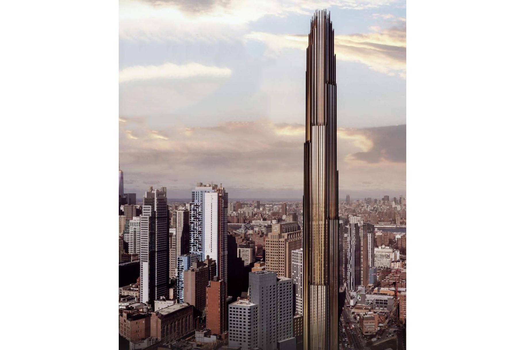 A rendering of 9 DeKalb Avenue (Credit: JDS Development)