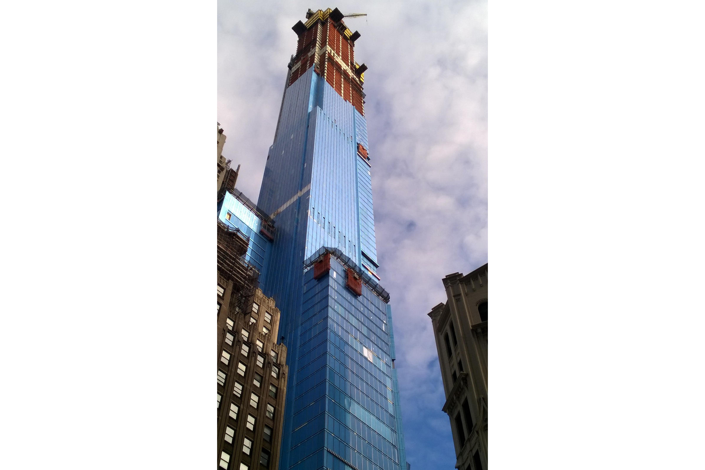 Central Park Tower at 217 West 57th Street (Credit: Wikipedia)