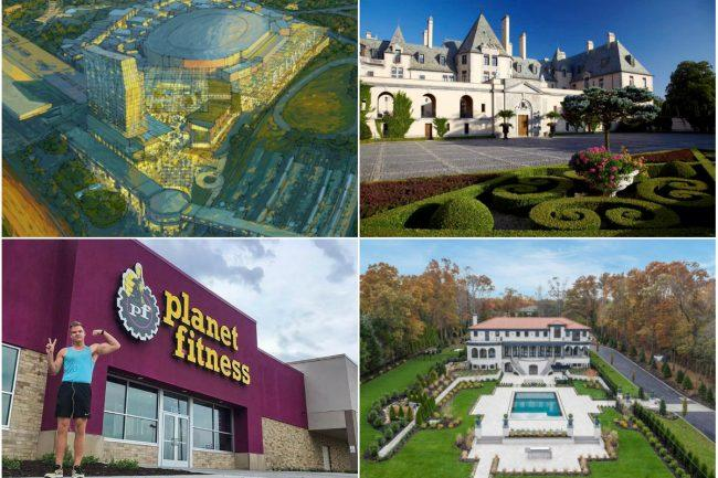 Belmont Park Oheka Castle Kevin Jonas Planet Fitness