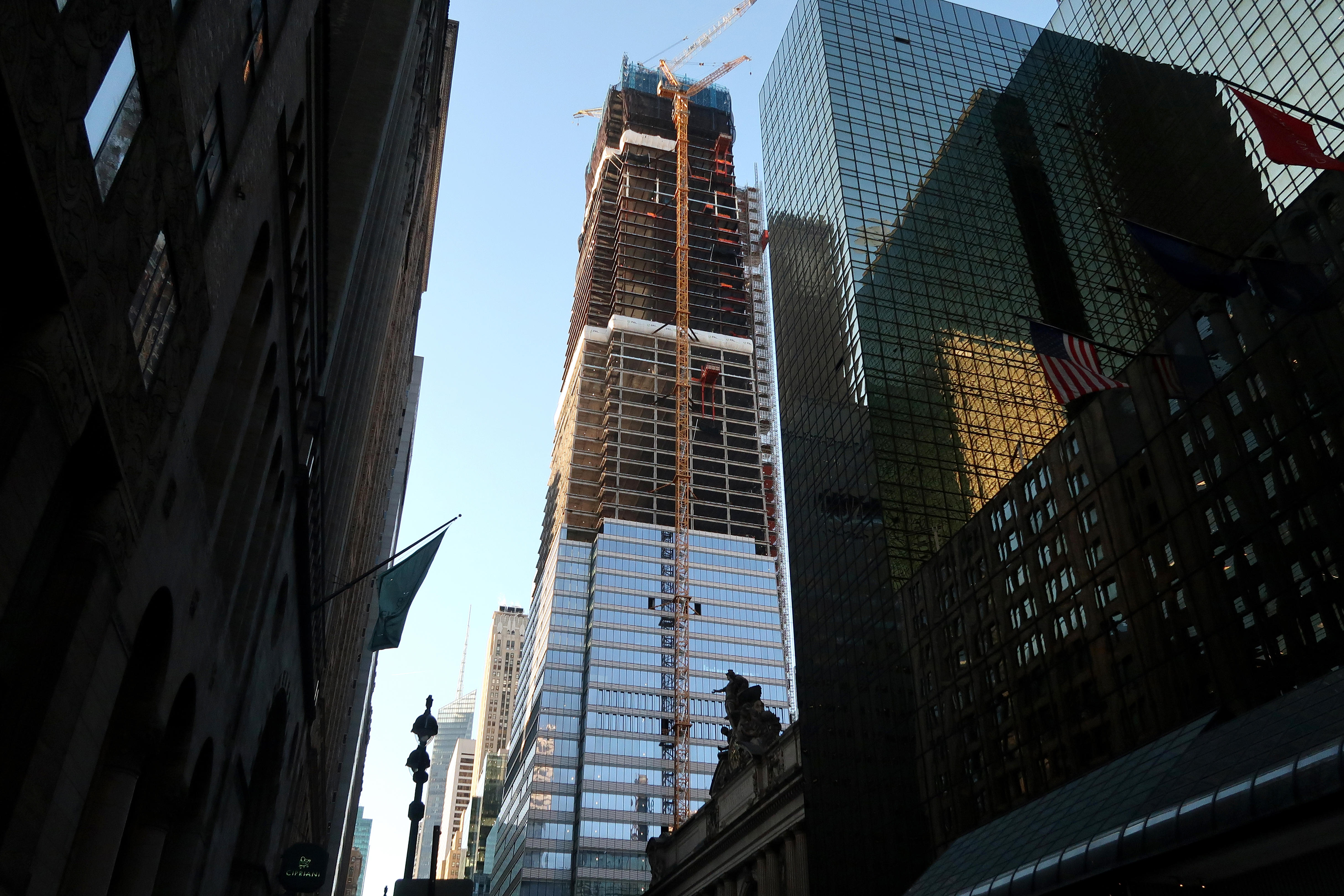 One Vanderbilt at 1 Vanderbilt Avenue (Credit: Getty Images)