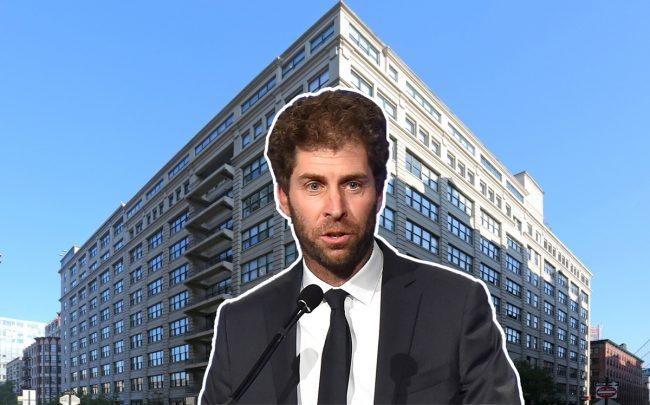 45 Main Street in Brooklyn and Two Trees principal Jed Walentas