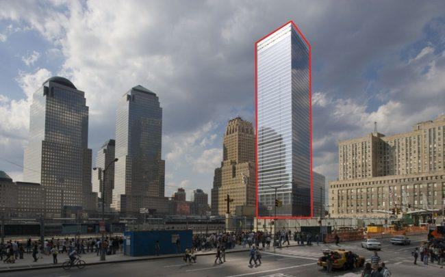 7 World Trade Center (Credit: SOM)
