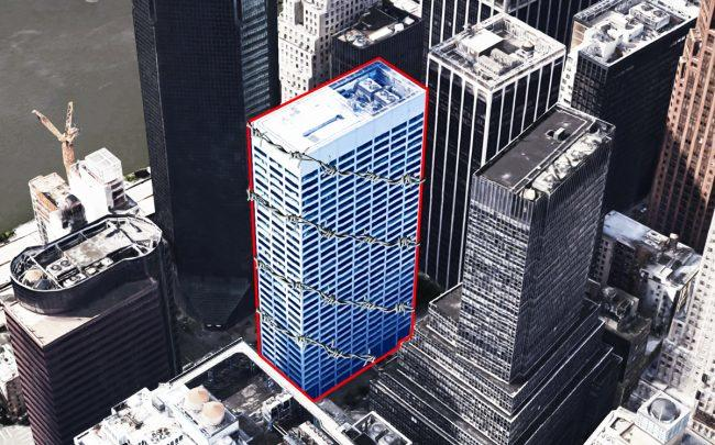 88 Pine Street (Credit: Google Maps)
