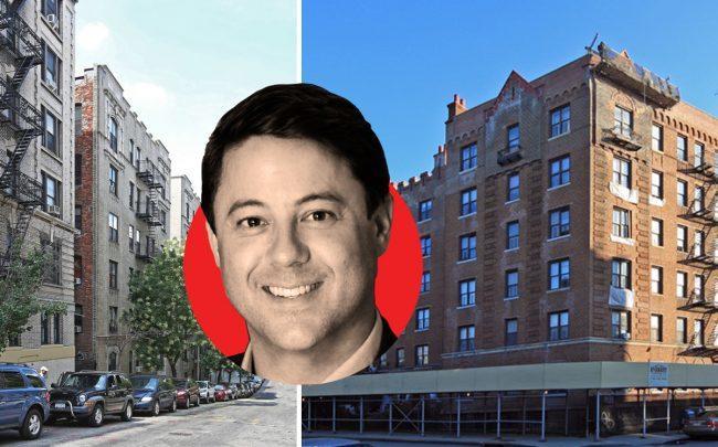 612 West 144th Street and 921 Washington Avenue with David Drumheller (Credit: LinkedIn)