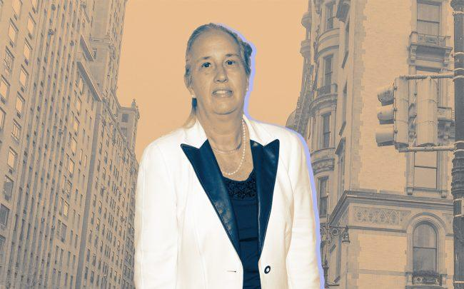 Manhattan borough president Gale Brewer (Credit: Getty Images)